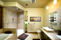 Revelstoke Home Master Bathroom